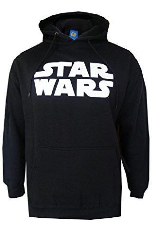 Star Wars Men's Darth Vader Shadow Hoodie - size-large-l
