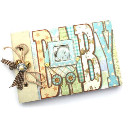 Baby Photograph Album Christening New Born