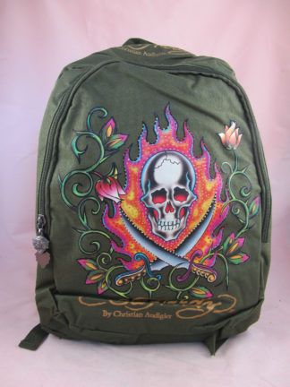 Ed Hardy Josh Backpack Rucksack Sports Bag
