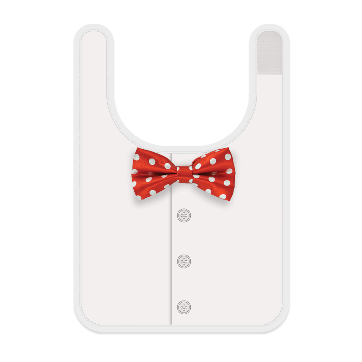 Gentleman's Baby Bib The Right Outfit For Your Gentleman Baby
