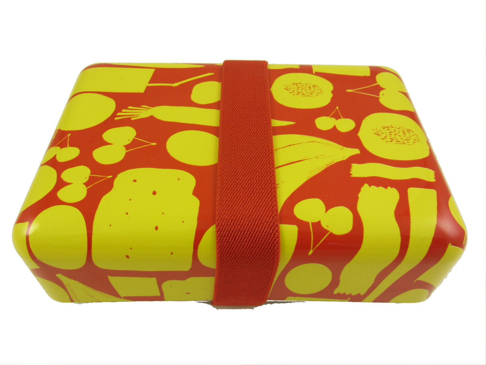 Hard Plastic Lunch Picnic Food Snack Pack Box