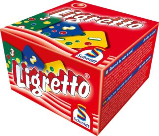 Ligretto Card Game Fun & Fast Paced Family Game