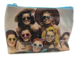 Plastic Makeup Case Wash Bag BY CATSEYE