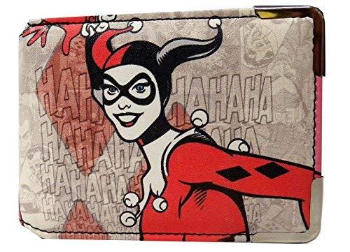 b48346d6b9c DC Comics Taskforce-X Suicide Squad Leather PVC Courier Bag – Simply ...